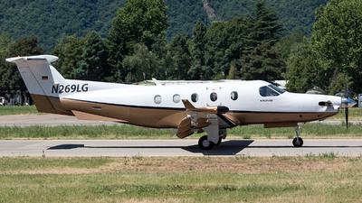 N269LG - Pilatus PC-12/45 - Privajet