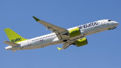 YL-AAP - Airbus A220-300 - Air Baltic