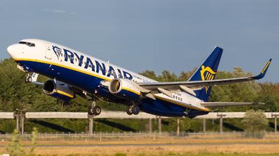 EI-DWF - Boeing 737-8AS - Ryanair