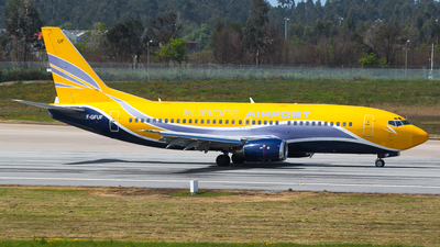 F-GFUF - Boeing 737-3B3(QC) - Europe Airpost