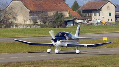 HB-KFD - Robin DR400/140B Major - Groupement de Vol à Moteur Lausanne