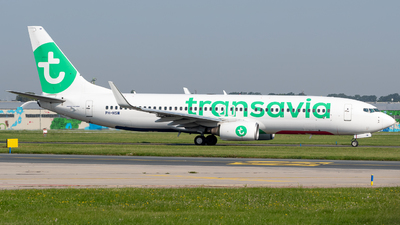 PH-HSW - Boeing 737-8K2 - Transavia Airlines