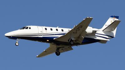 D-CPSH - Cessna 560XL Citation XLS+ - Heron Aviation