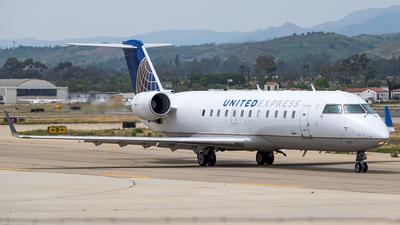 N903EV - Bombardier CRJ-200ER - United Express (SkyWest Airlines)