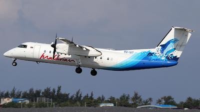 A picture of 8QIAT - De Havilland Canada Dash 8300 - Maldivian - © Alberto Cucini