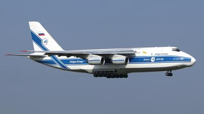 A picture of RA82077 - Antonov An124100 - VolgaDnepr Airlines - © Cam