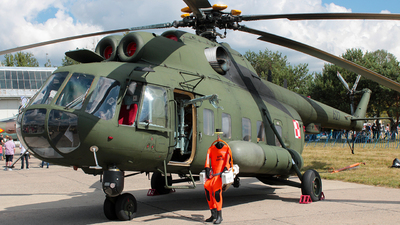 627 - Mil Mi-8PS Hip - Poland - Air Force