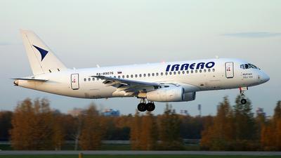 RA-89076 - Sukhoi Superjet 100-95LR - IrAero