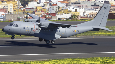 T.19B-10 - CASA CN-235M-100 - Spain - Air Force