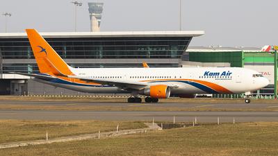 UR-CSX - Boeing 767-33A(ER) - Kam Air (Ukrainian Wings)