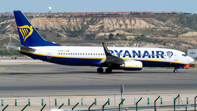 EI-EFJ - Boeing 737-8AS - Ryanair