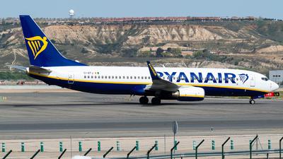 A picture of EIEFJ - Boeing 7378AS - Ryanair - © Mateo León