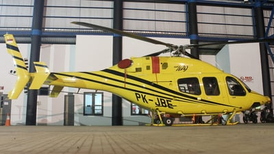 PK-JBE - Bell 429 - Jhonlin Air Transport