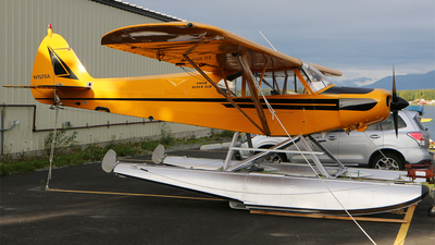 N1078A - Piper PA-18-135 Super Cub - Private