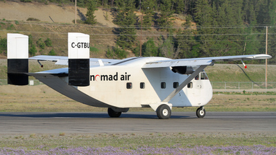 C-GTBU - Short SC-7 Skyvan - Nomad Aviation