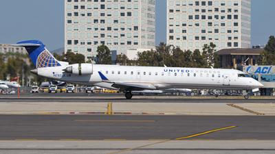 N785SK - Bombardier CRJ-701ER - United Express (SkyWest Airlines)