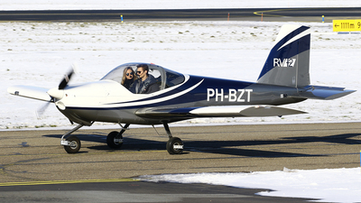 A picture of PHBZT - Van's RV12 - [120209] - © Jeroen Stroes
