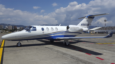 A picture of N966BB - Cessna 525 Citation M2 - [5250966] - © Emilio Ruiz