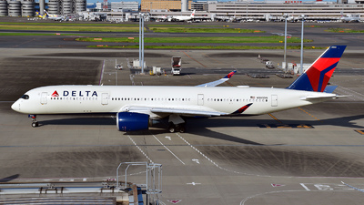 A picture of N503DN - Airbus A350941 - Delta Air Lines - © 42 dono