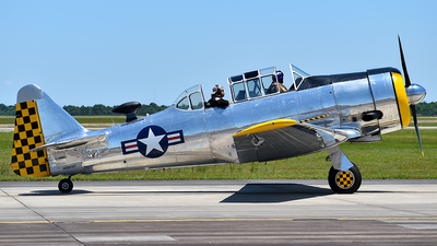 N2073Y - North American AT-6 Texan - Private