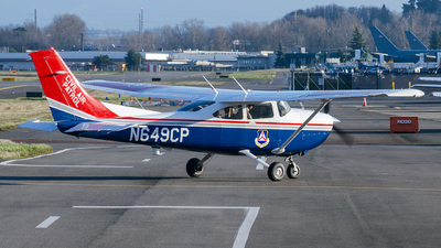 N649CP - Cessna 182T Skylane - United States - US Air Force Civil Air Patrol