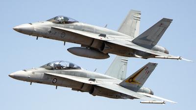 A21-7 - McDonnell Douglas F/A-18A Hornet - Australia - Royal Australian Air Force (RAAF)