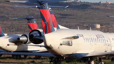 N8758D - Bombardier CRJ-200ER - Delta Connection (Endeavor Air)