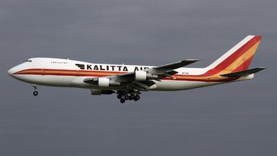 N715CK - Boeing 747-209B(SF) - Kalitta Air