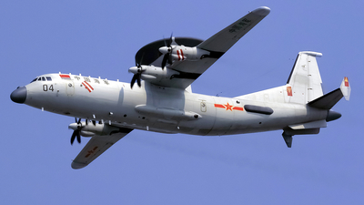 04 - Shaanxi Y-9/KJ500 - China - Navy