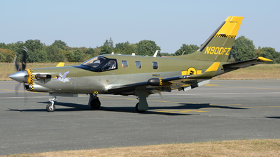 N900FZ - Socata TBM-900 - Private