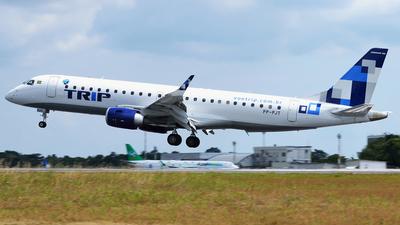 PP-PJT - Embraer 190-100LR - TRIP Linhas A�reas