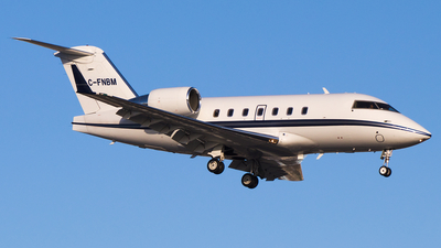 C-FNBM - Bombardier CL-600-2B16 Challenger 601-3A - Chartright Air