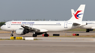 A picture of B2378 - Airbus A320214 - China Eastern Airlines - © Jensen Han