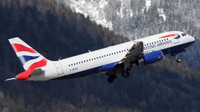 A picture of GMIDS - Airbus A320232 - British Airways - © Kay Hansen