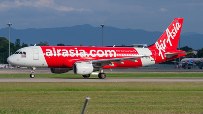 A picture of HSBBB - Airbus A320216 - AirAsia - © Chittapon K.