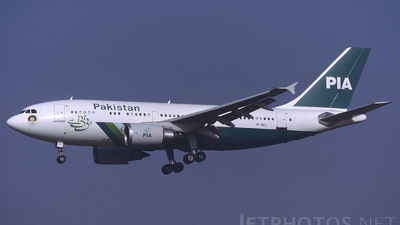 AP-BEU - Airbus A310-308 - Pakistan International Airlines (PIA)