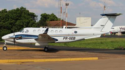 A picture of PRGEB - Beech B350 Super King Air - [FL508] - © Lucas Loreto