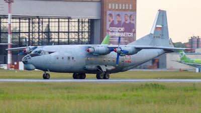 RF-95408 - Antonov An-12BK - Russia - Air Force