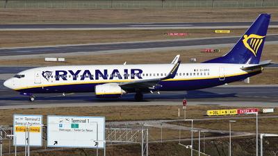 A picture of EIDPO - Boeing 7378AS - Ryanair - © Domi Einert