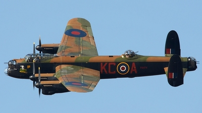 PA474 - Avro Lancaster B.1 - United Kingdom - Battle of Britain Memorial Flight (BBMF)