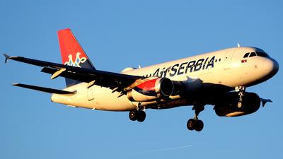 YU-APE - Airbus A319-132 - Air Serbia