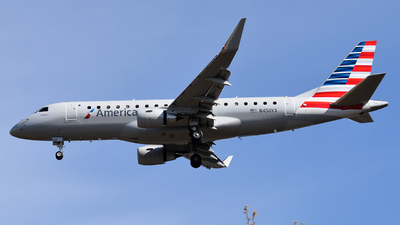 N450YX - Embraer 170-200LR - American Eagle (Republic Airways)