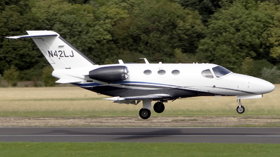 N42LJ - Cessna 510 Citation Mustang - Private