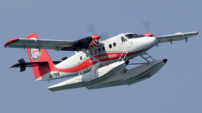 8Q-TMW - De Havilland Canada DHC-6-300 Twin Otter - Trans Maldivian Airways