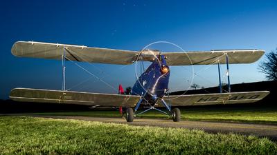 HB-AFO - De Havilland DH-60 Moth - Private