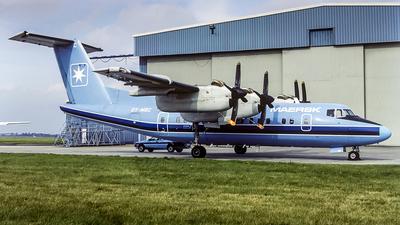OY-MBC - De Havilland Canada DHC-7-102 Dash 7 - Maersk Air