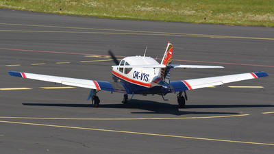 A picture of OKVYS - Rockwell Commander 112 - [172] - © Davor