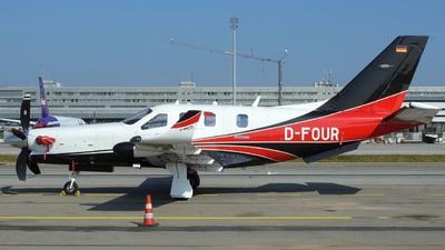 D-FOUR - Socata TBM-930 - Private