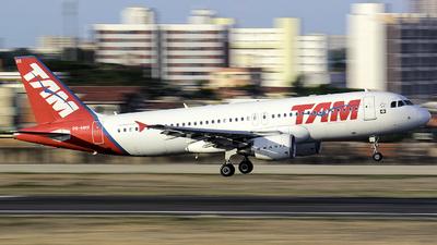 PR-MHX - Airbus A320-214 - TAM Linhas Aéreas