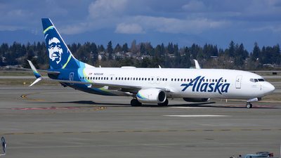 A picture of N282AK - Boeing 737990(ER) - Alaska Airlines - © Michael Rodeback